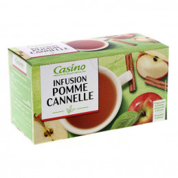 Infusion pomme cannelle 25...