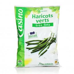 Haricots verts très fins 1kg