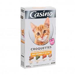 Croquette pour chaton aux...