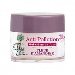 Anti-pollution gel crème de...