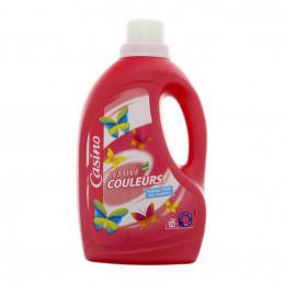 Lessive liquide couleurs 1.5L