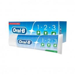 Dentifrice 1.2.3 mint 75ml