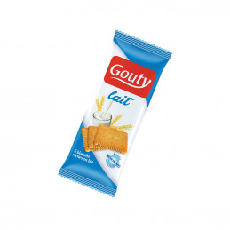 Biscuits Gouty 6 new lait