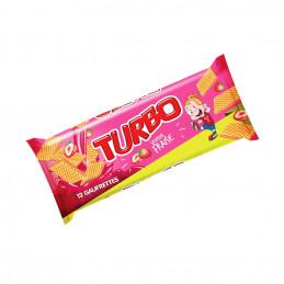 Gaufrette Turbo fraise GM