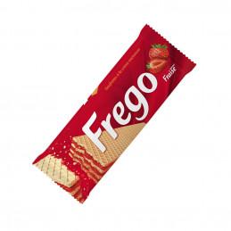Gaufrette Frego fraise GM