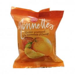 Nonnettes fourrage orange...