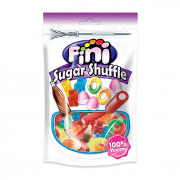 Bonbons sugar shuffle 180g