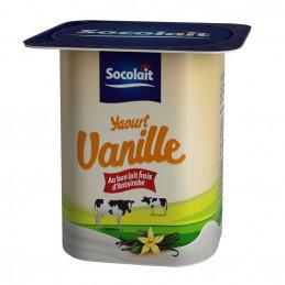 Yaourt brasse sucre vanille...
