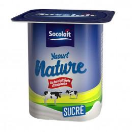 Yaourt brasse nature sucre...