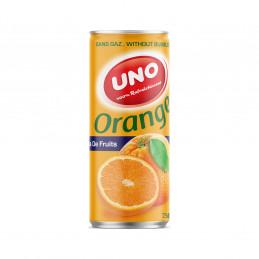 Canette jus orange 25cl
