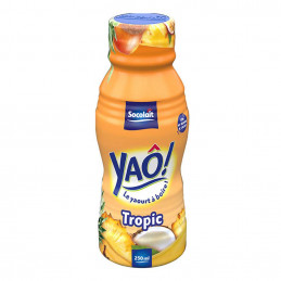 Yao sucre exotique 250ml