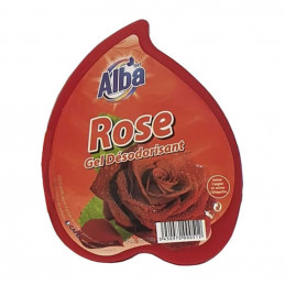 Boite gel désodorisant rose...