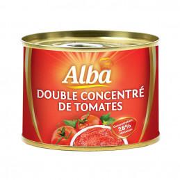 Double concentré de tomates...