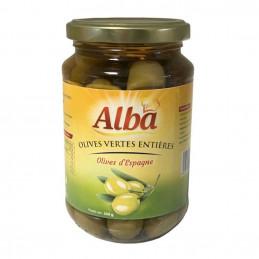 Olives vertes entières en...