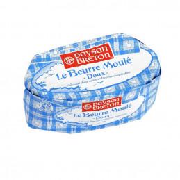 Beurre moulé doux 250g