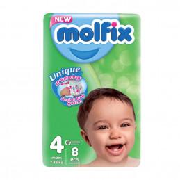 Couches Molfix classic maxi...