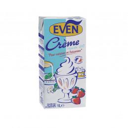 Crème liquide UHT 35% 1L