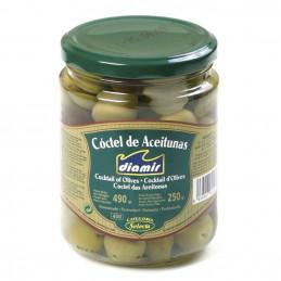 Cocktail d'olives pot en...