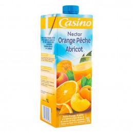 Jus nectar orange pêche...