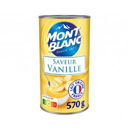 Crème Dessert Vanille 570g