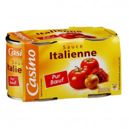 Sauce italienne 2x190g