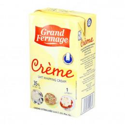 Crème UHT 35%mg 1L