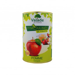 Compote de pomme 425g