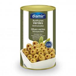 Olives vertes dénouyautées 5kg