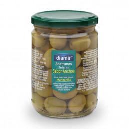 Olives manzanilla pot en...