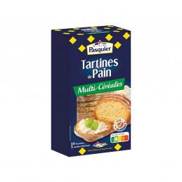 Tartines de pain grillé...