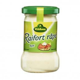 Raifort authentique bocal 140g
