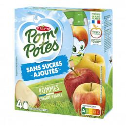 Compote pomme nature sans...