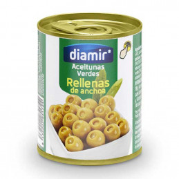 Olives farcies boite 50g
