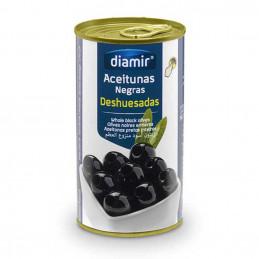 Olives noires denoyautées...