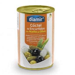 Cocktail d'olives à l'huile...