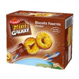 Biscuits fourrés chocolat...