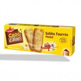 Sablés fourrés cacao étui 5...