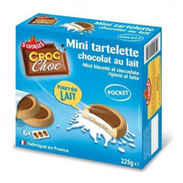 Mini tartelettes fourées...
