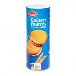 Biscuits fourrés 15 ronds...