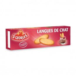 Langues de chat 100g