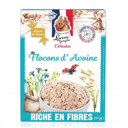 Céréales flocon d'avoine 500g