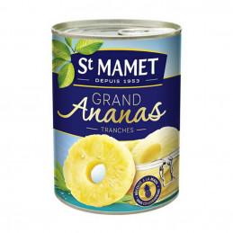 Conserve d'ananas 10...