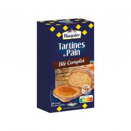 Tartines de pain grillé au...