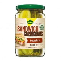 Cornichons special sandwich...