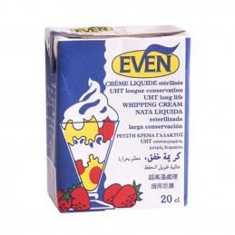 Crème liquide UHT 35% Brik...