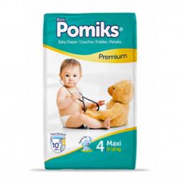 Couche Pomiks maxi 9-18 kg...