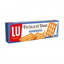 Biscuits Feuilleté Doré 125g