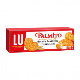 Biscuits feuilletés Palmito...