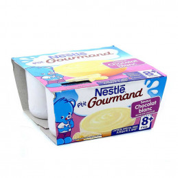 P'tit gourmand crème...