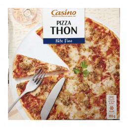 Pizza fine au thon 355g